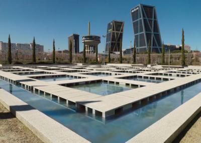 Parque Plaza Castilla