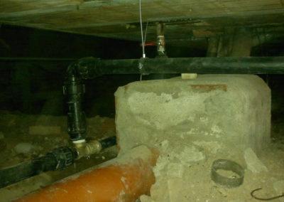 Distribución de agua potable en viviendas de Guadalajara