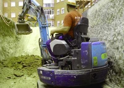Excavación y movimiento de tierras en Guadalajara