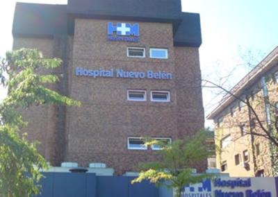 Hospital Nuevo Belén en Madrid