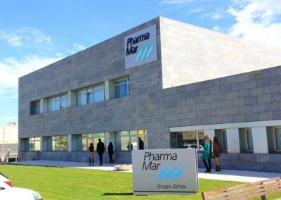 PharmaMar sede Colmenar Viejo Madrid