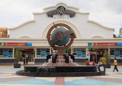 Parque temático Warner Bros en Madrid